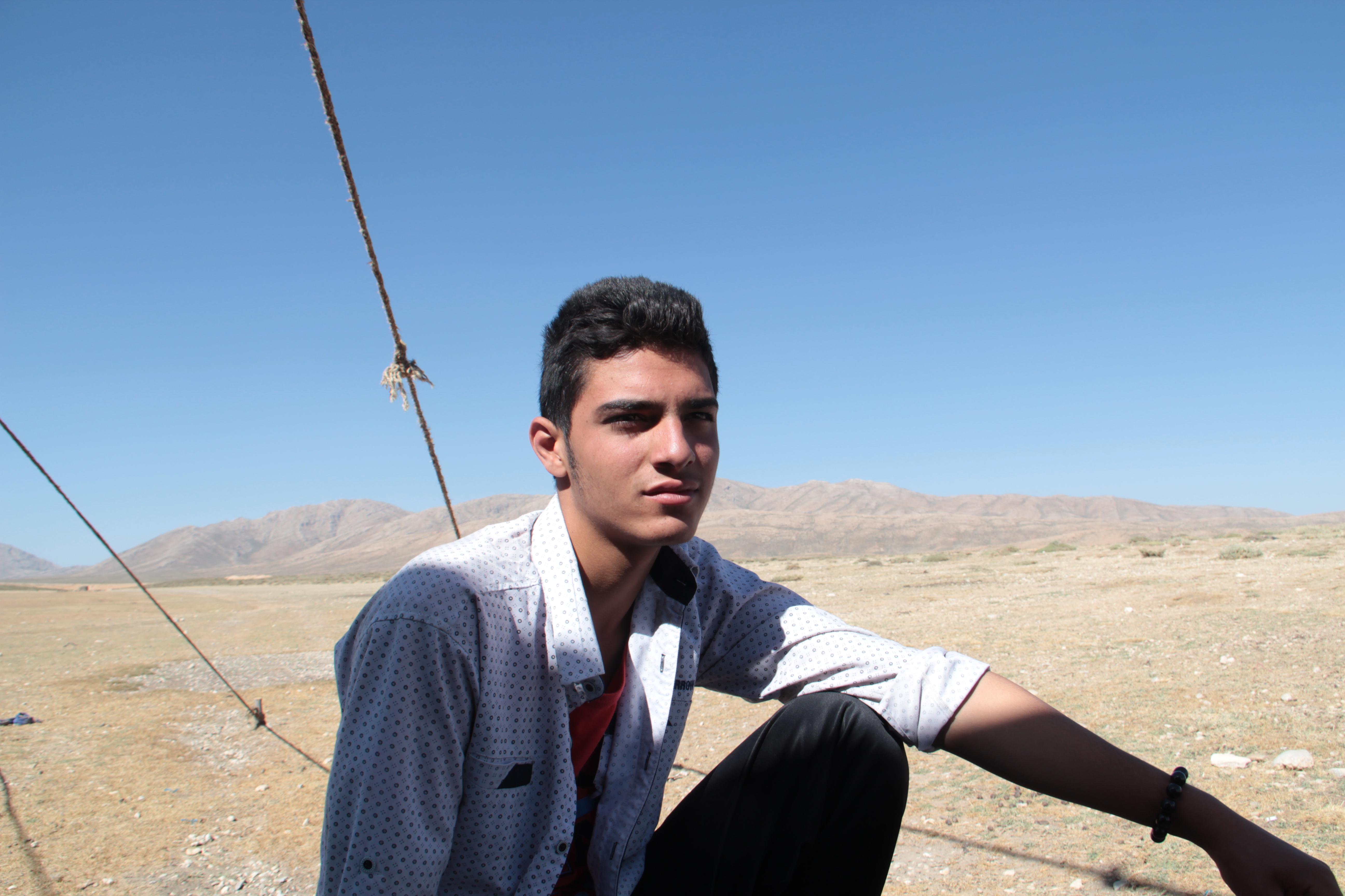 PERSIAN PORTRAITS 5